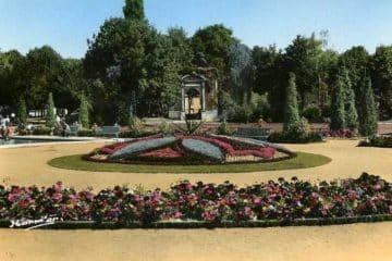 photo du parc pasteur