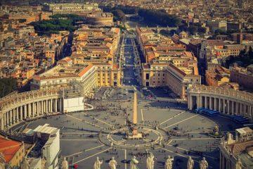 place au vatican