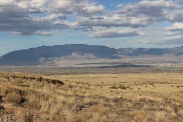 paysage de albuquerque