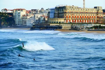 Découvrir la ville de Biarritz