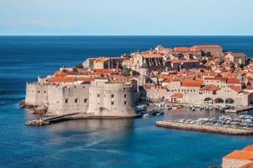 Découvrir la ville de Dubrovnik