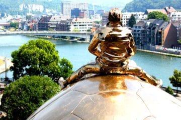 Découvrir la ville de Namur