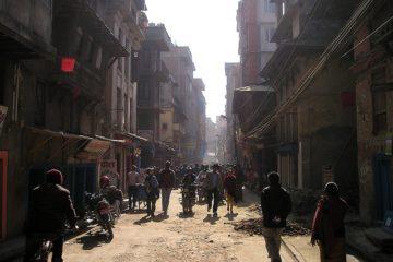 Découvrir la ville de Katmandou