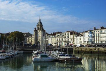 Découvrir la ville de La Rochelle