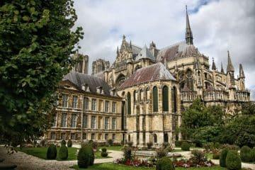 Découvrir la ville de Reims