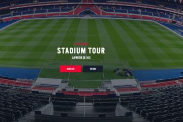 stadium tour psg
